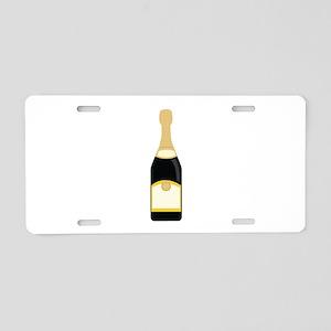 champagne_base Aluminum License Plate