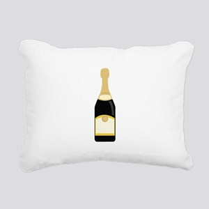 champagne_base Rectangular Canvas Pillow