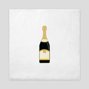 champagne_base Queen Duvet