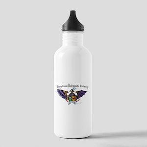 TPU med color Water Bottle