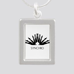 Synchronized Swimming Necklaces