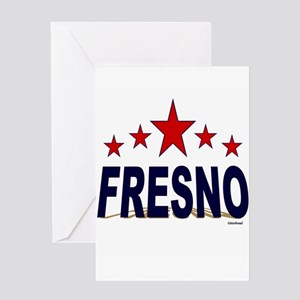 Fresno Greeting Card