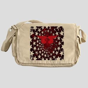 RightOn Wings Messenger Bag