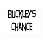 Buckley's Chance Postcards (Package of 8)