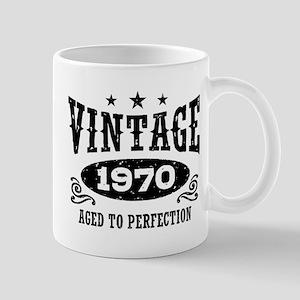 Vintage 1970 Mug