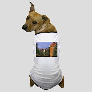 Prague Castle Dog T-Shirt