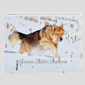 2015 Genesis Shilohs Wall Calendar