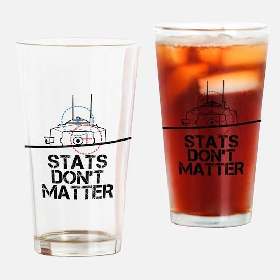 Cute Statistics funny Drinking Glass