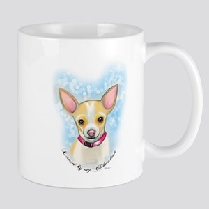 Loved by Chihuahua Mugs