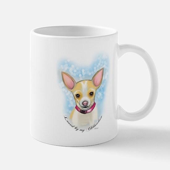 Loved by Chihuahua Mugs