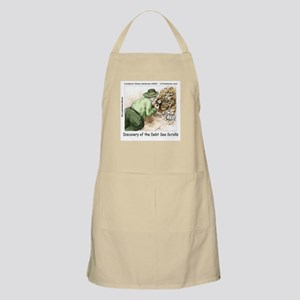 Debt Sea Scrolls Apron