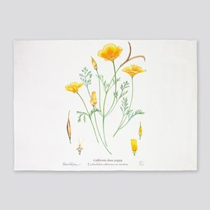 California dune poppy (Eschscholzia californica) 5
