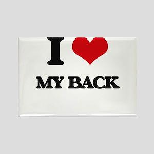 I love My Back Magnets