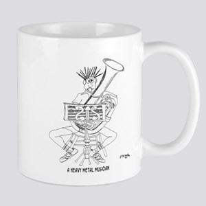 Heavy Metal Cartoon 4609 Mug