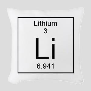 3. Lithium Woven Throw Pillow