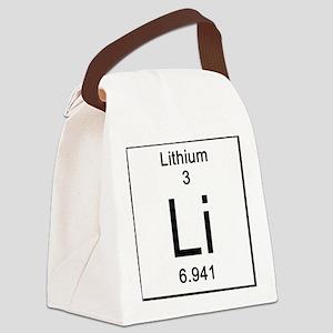 3. Lithium Canvas Lunch Bag