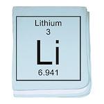 3. Lithium baby blanket