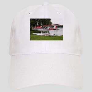 Cessna Float Plane (red, white & blue), Alaska Cap