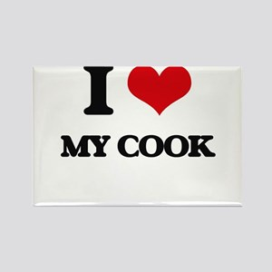 I love My Cook Magnets