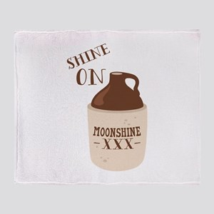 Shine On Throw Blanket