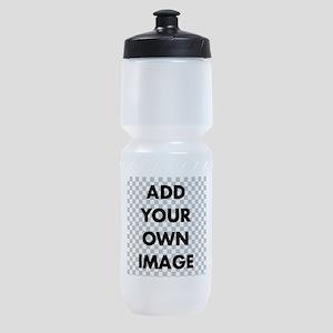 Custom add image Sports Bottle