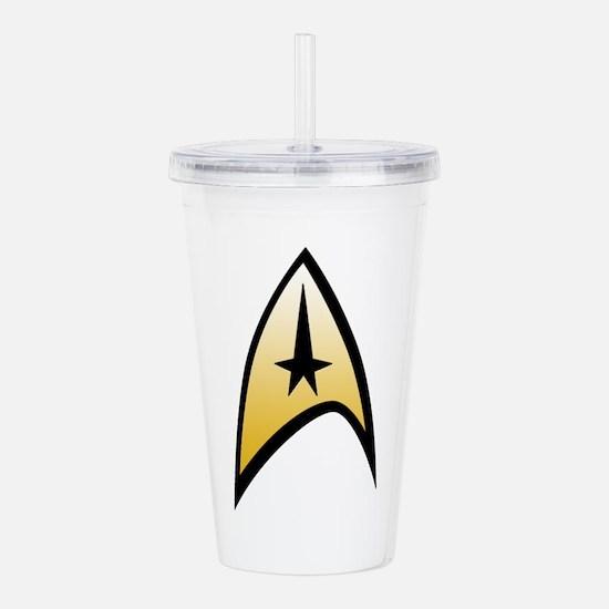 Star Trek Insignia Acrylic Double-wall Tumbler