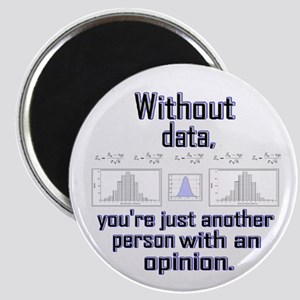 Without Data... Magnet Magnets