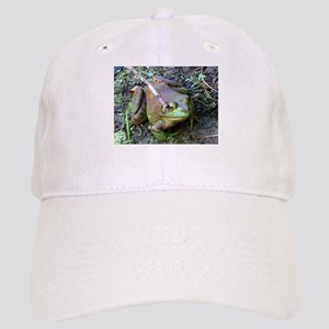 Frog - Close UP Cap