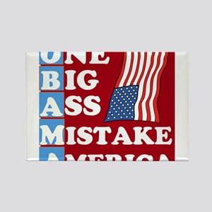 OBAMA - One Big Ass Mistake Magnets