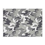 Urban camouflage 5x7 Rugs