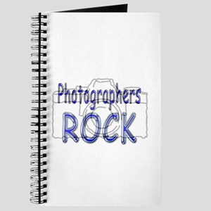 Photographers Rock Journal
