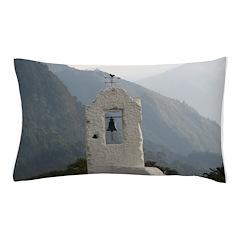 faux tower Pillow Case