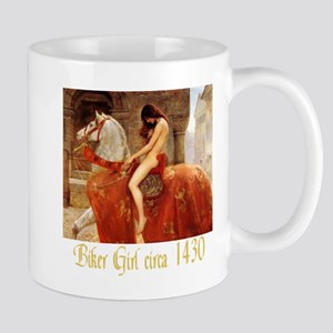 Collier Lady Godiva Mug