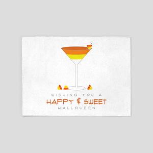Sweet Halloween 5'x7'Area Rug