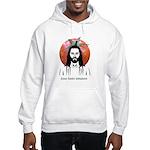 Jesu Hates Tomatoes Hooded Sweatshirt