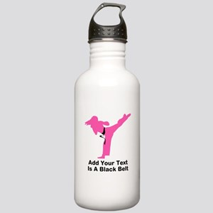 Martial Arts Personali Stainless Water Bottle 1.0L