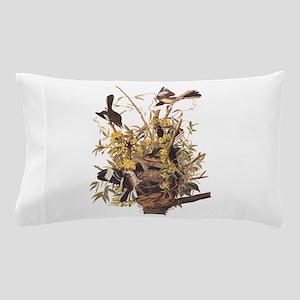 Audubon's Mocking Bird Pillow Case