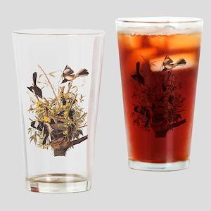 Audubon's Mocking Bird Drinking Glass