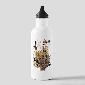 Audubon's Mocking Bird Water Bottle