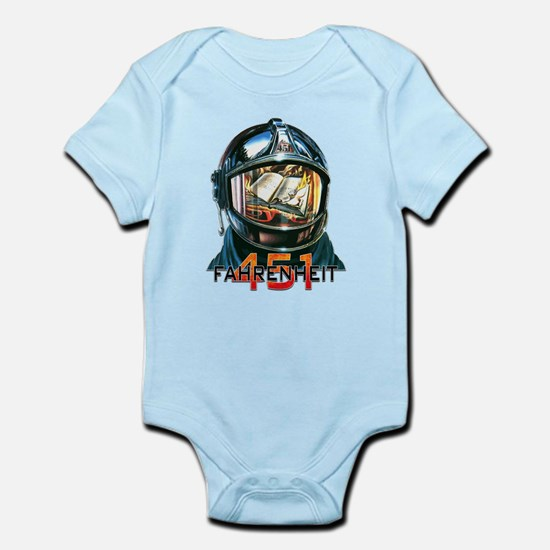 Fahrenheit 451 Fireman Body Suit