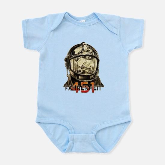 Fahrenheit 451 Fireman Grunge Body Suit