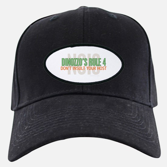 Dinozzo's Rule 4 Baseball Hat