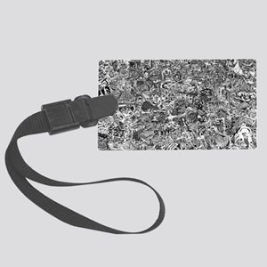Epic Chaos Large Luggage Tag