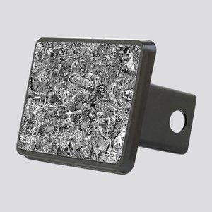 Epic Chaos Rectangular Hitch Cover