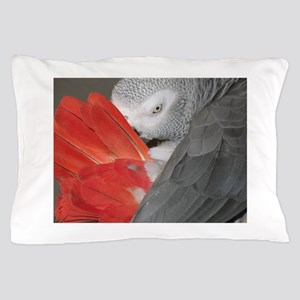 Elegant Grey Pillow Case