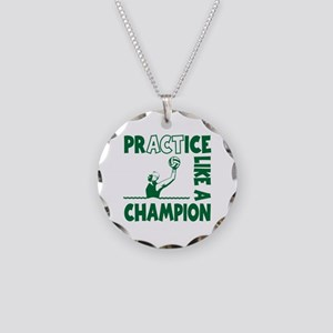 PRACTICE WP Necklace Circle Charm