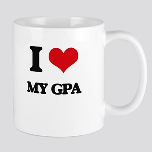I Love My Gpa Mugs