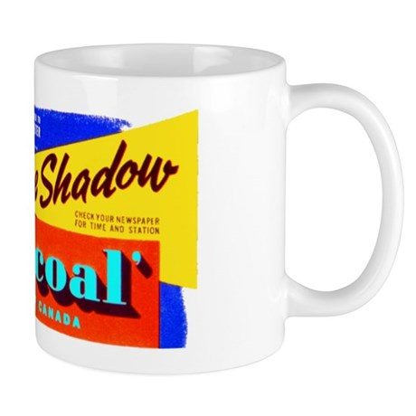 The Shadow #2 Mug