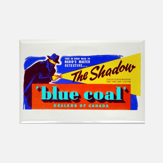 The Shadow #2 Rectangle Magnet