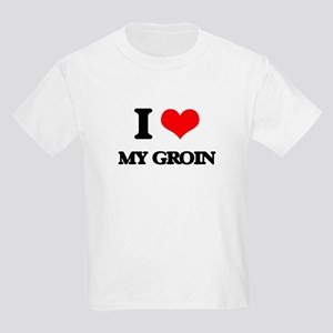 I Love My Groin T-Shirt